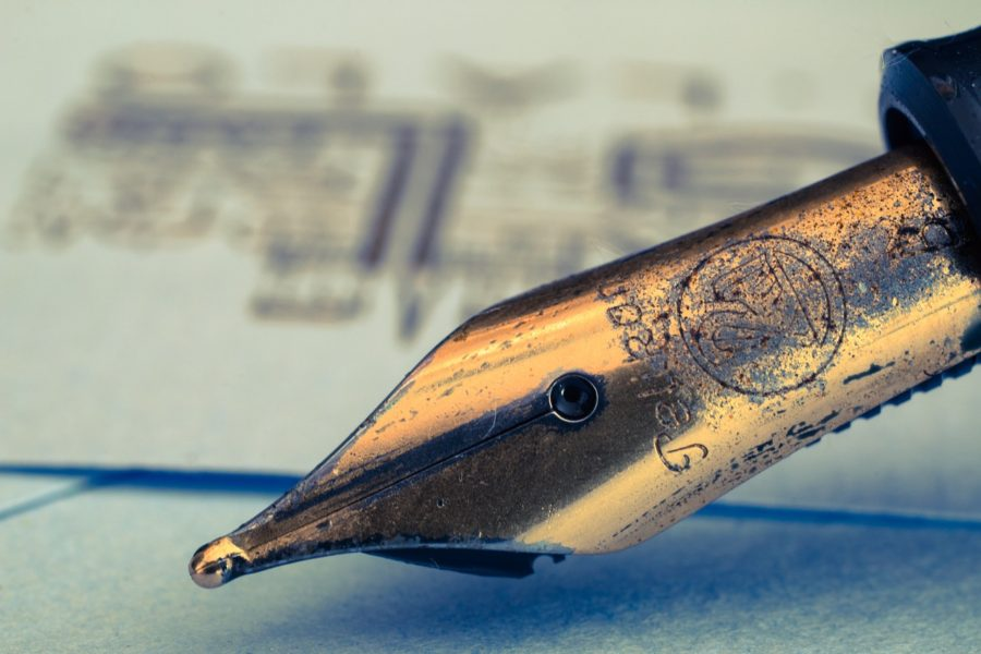 écrivain public – 1951